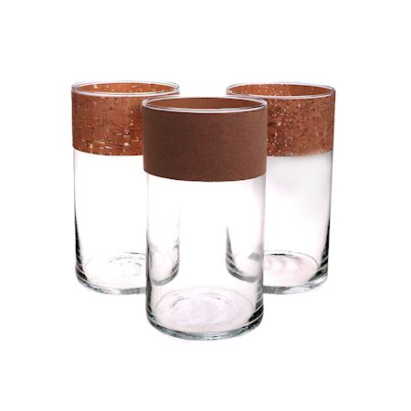 Duif Wholesale - Glass - Cylinder Alsey2 Clear - Clear