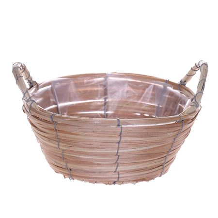 Basic Collection - Grey willow - Basket Paia2 Natural - Beige