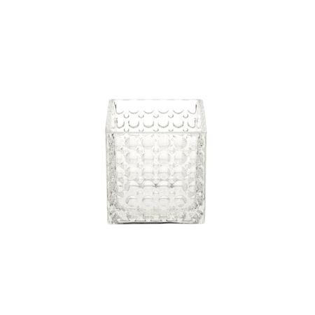 Duif Wholesale - Glass - Candleholder Coyle Clear - Clear