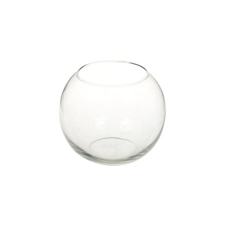 Basic Collection - Glass - Vase Alisse Clear - Clear