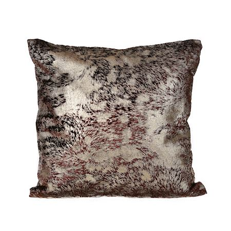 MAR10collection - Fabric - Cushion Vaivre Brown - Brown