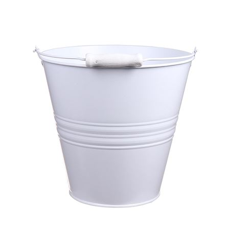 Duif Wholesale - Zinc - Bucket Yorklyn Matt finish White - White