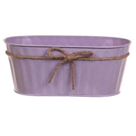 Duif Wholesale - Zinc - Planter Trecia5 Lilac - Purple