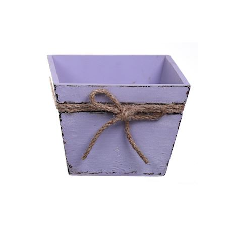 Duif Wholesale - Wood - Planter Pixley1 Lilac - Purple
