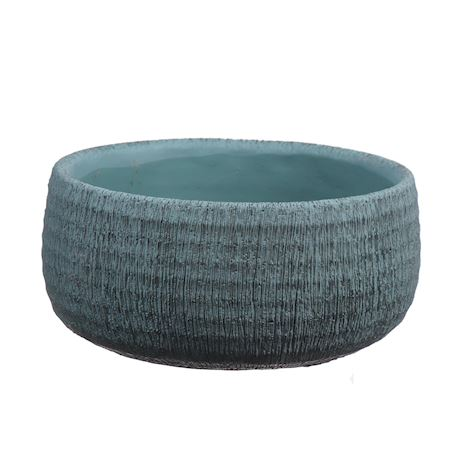 Duif Wholesale - Concrete - Planter Bory Blue - Blue