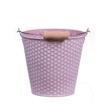 Duif Wholesale - Zinc - Bucket Jade2 Round Light pink - Pink