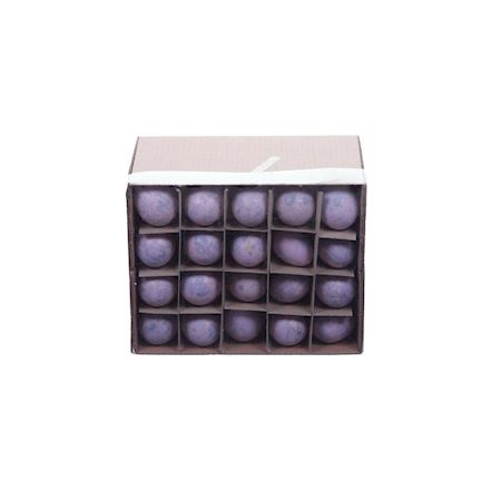 Duif Wholesale - Other - box/60 quail egg lilac 655221200 -
