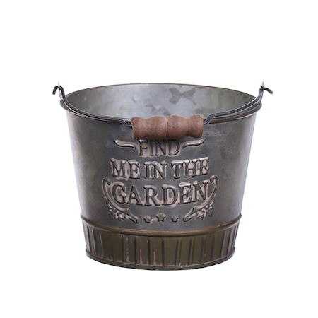 Duif Wholesale - Zinc - Bucket Polly3 Green - Green