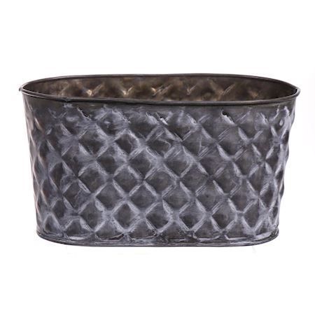 Duif Wholesale - Zinc - Planter Repton1 Grey - Grey