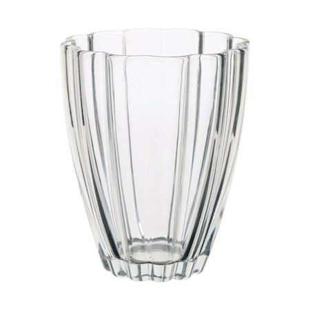 Basic Collection - Glass - Vase Bloom Clear - Clear