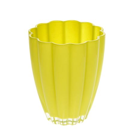 Duif Wholesale - Glass - Vase Bloom Lime - Green