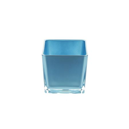 Duif Wholesale - Glass - Pot Ohio Metallic Blue - Blue