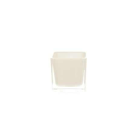 Duif Wholesale - Glass - Pot Abbey White - White