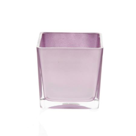 Duif Wholesale - Glass - Pot Abbey Metallic Purple - Purple