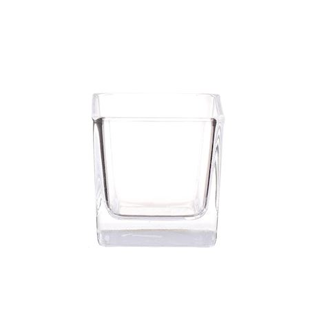 Basic Collection - Glass - Pot Abbey Clear - Clear