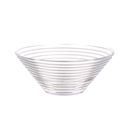 Basic Collection - Glass - Bowl Tucson Clear - Clear