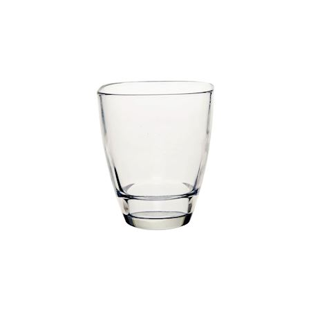 Basic Collection - Glass - Vase Bombay Clear - Clear