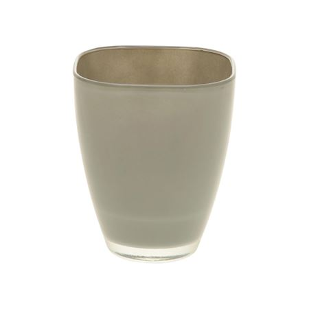 Duif Wholesale - Glass - Vase Bombay Anthracite - Grey