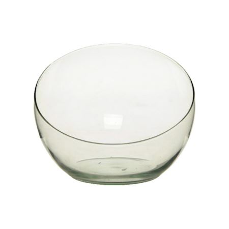 Duif Wholesale - Recycled glass - Bowl Spider Clear - Clear