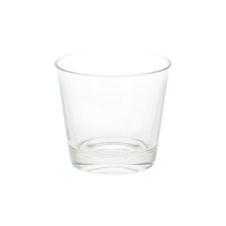 Basic Collection - Glass - Tea Light Holder Denverxl Clear - Clear