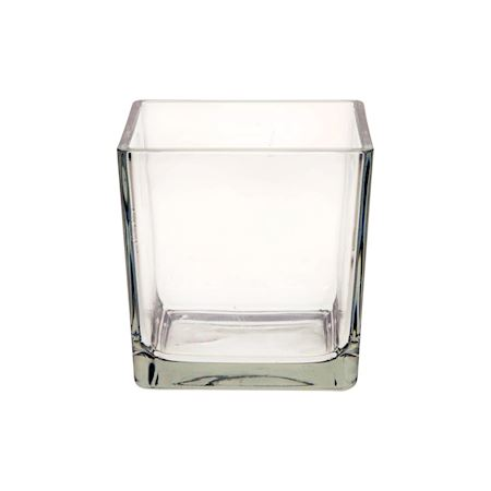Basic Collection - Glass - Pot Abbey1 Clear - Clear