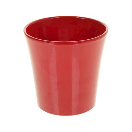 Duif Wholesale - Ceramics - Pot Lois Red - Red
