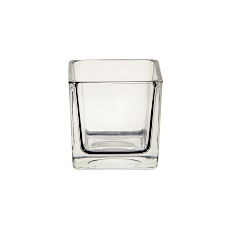 Basic Collection - Glass - Pot Lachelle Clear - Clear