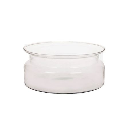 Duif Wholesale - Recycled glass - Bowl Bose Clear - Clear