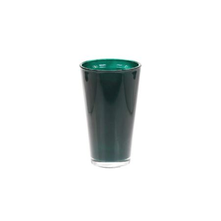 Duif Wholesale - Glass - Vase Chicago Grey petrol - Green