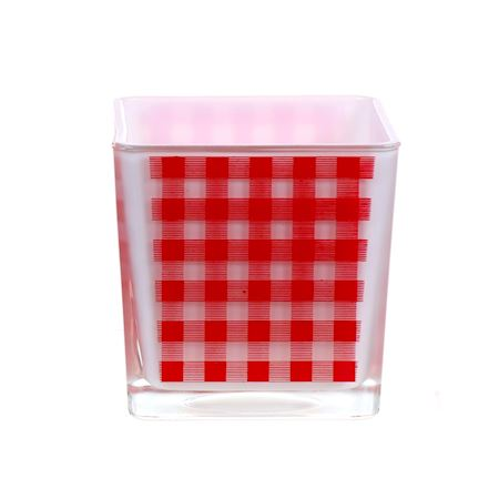 Duif Wholesale - Glass - Pot Chayce Red - Red