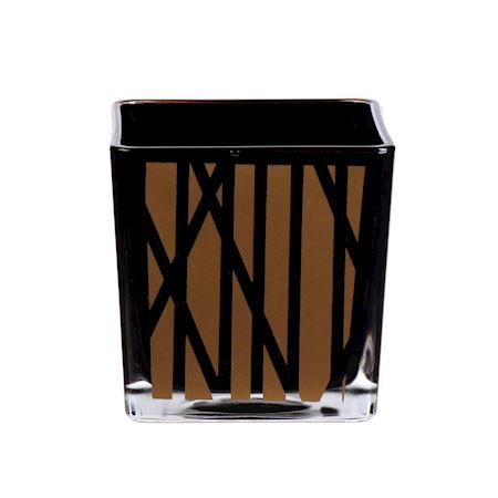 Duif Wholesale - Glass - Pot Cadiz Black - Black
