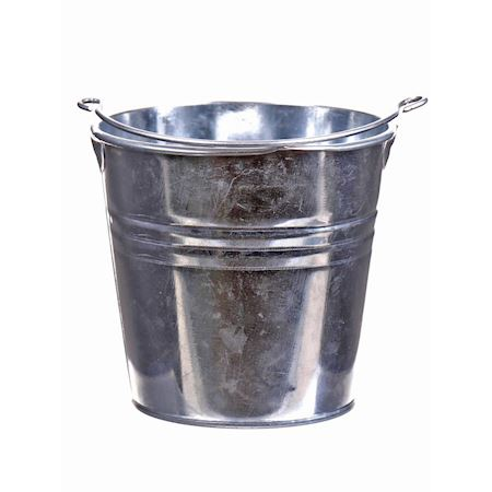 Duif Wholesale - Metal - Bucket Ullin Silver - Silver