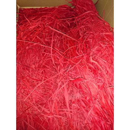 Duif Wholesale - Other - box/12 raffia hanger red 884243500 - White