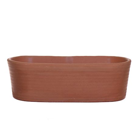 Basic Collection - Keramiek - Schaal Marcie Terracotta antique - Bruin