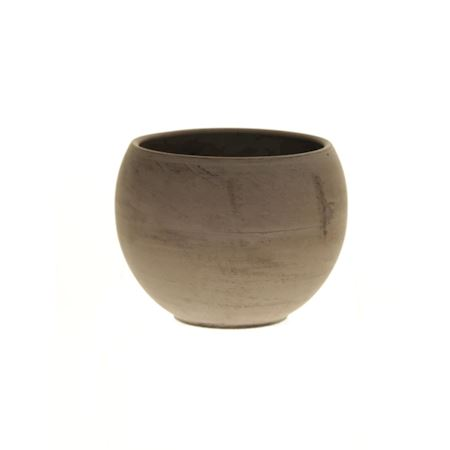 Basic Collection - Ceramics - Planter Aimee Grey - Grey