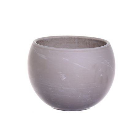 Basic Collection - Ceramics - Planter Aimee Concrete - Grey