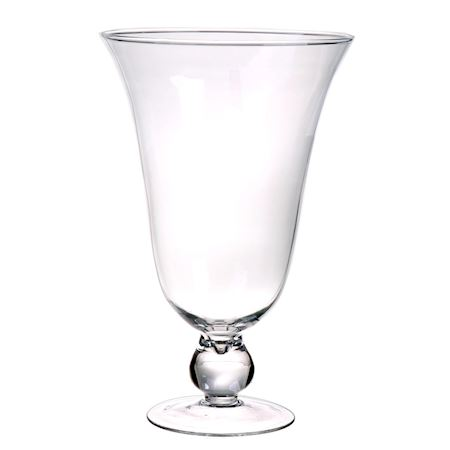 Basic Collection - Glass - Vase Carolinca Clear - Clear